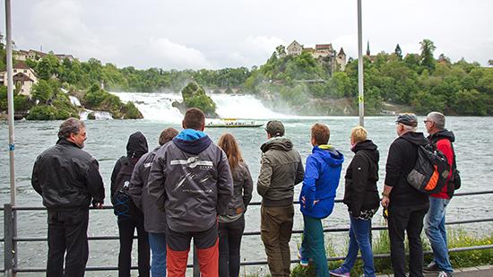Clubausfahrt Bodensee / Rheinfall