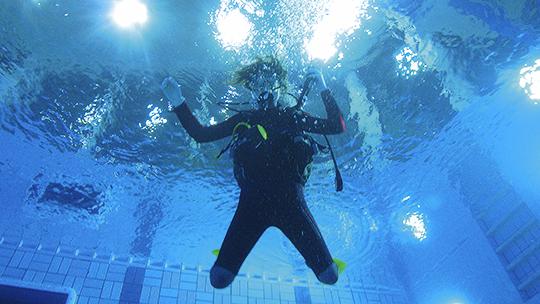 Schnuppertauchen - Spaß unter Wasser