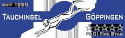 Tauchinsel Göppingen Logo