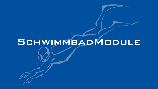 Schwimmbadmodule