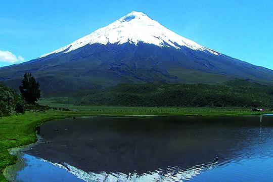 Galextur Andes Cotopaxi