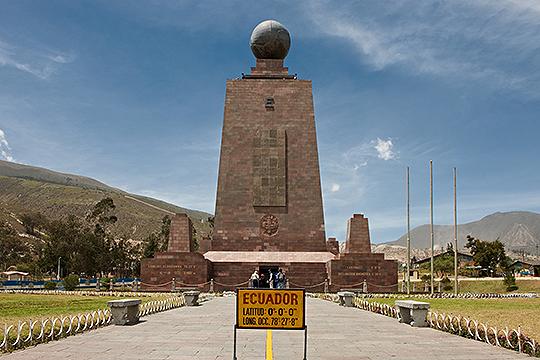 Am Äquator