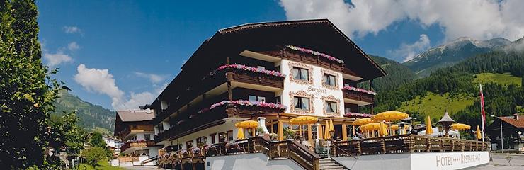 4 Sterne Hotel Bergland in Lermoos