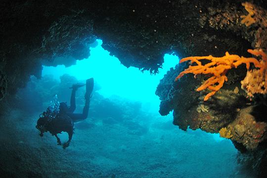 Grotte Istrien