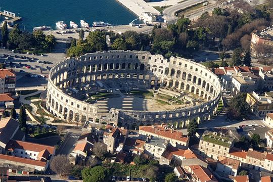 Kolosseum Pula
