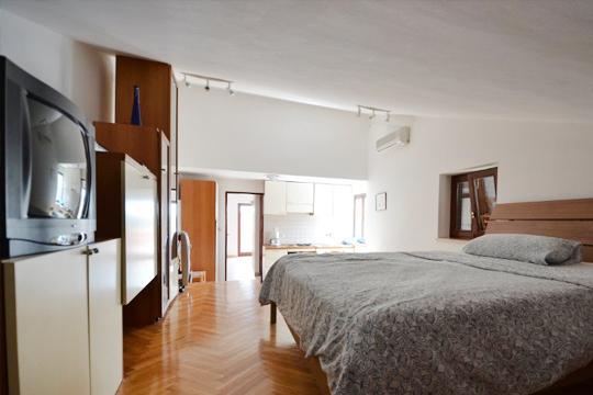 Apartment der Villa Bartol