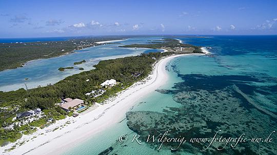 Traumstrände auf den Bahamas