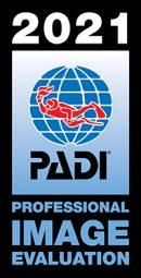 PADI Zertifikat 2021
